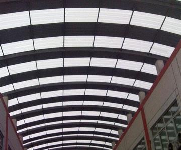 鹤壁玻璃钢瓦案例